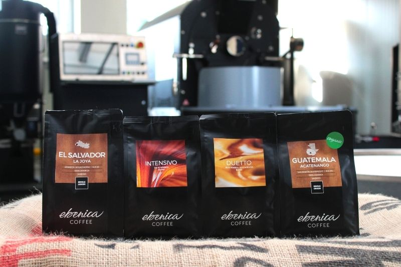 four winning Great Taste 2020 coffees