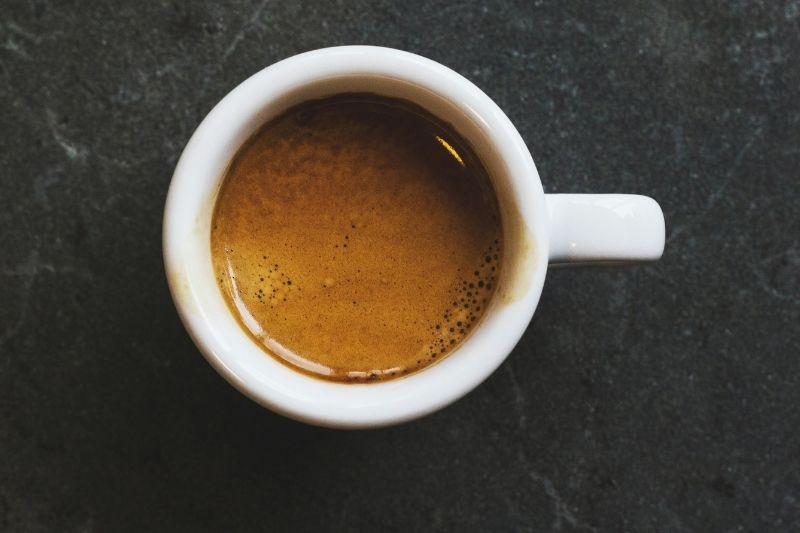 full color espresso crema